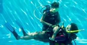 attività subacquee